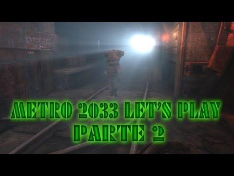 Metro 2033 Full HD - Let's Play Parte 2