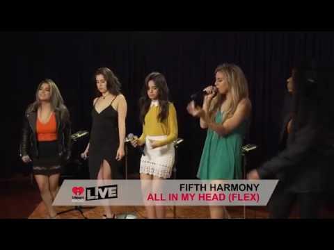 Fifth harmony | Ally In My Head(flex)Live |iHeartradio