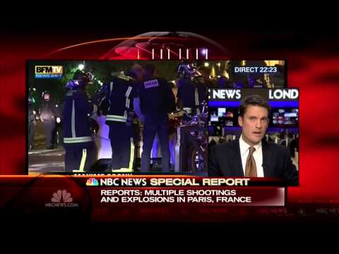 2015 Paris Attacks - NBC News Special Report