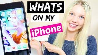 What's on my Phone ? | Meine Apps | Games & Bildbearbeitung | Isabeau