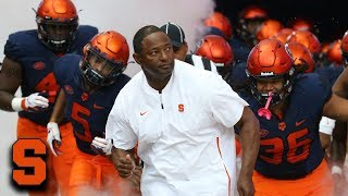 Syracuse Football Road to Being Ranked
