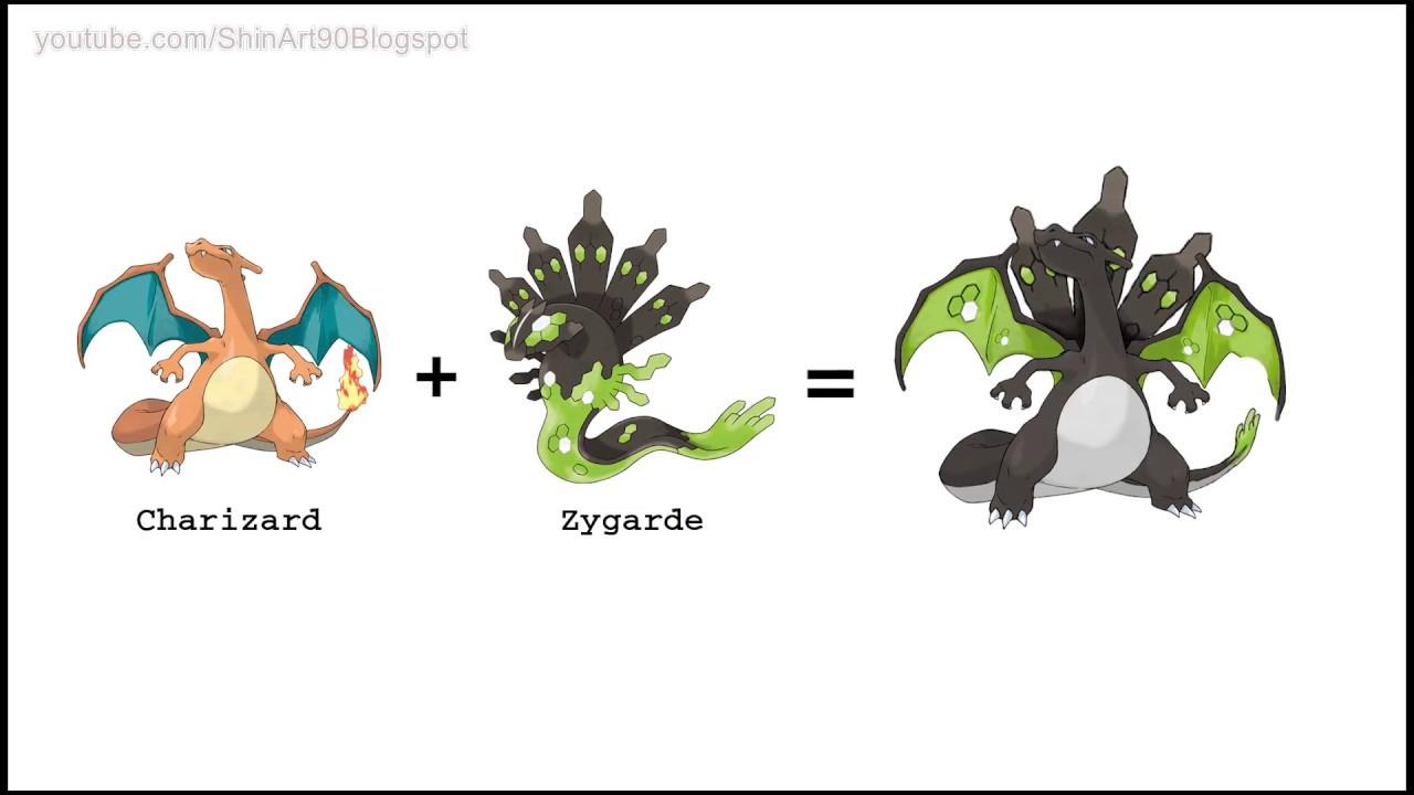 Funny Pokemon Fusion - Fan Requests #23: Rockruff + Lycanroc ...
