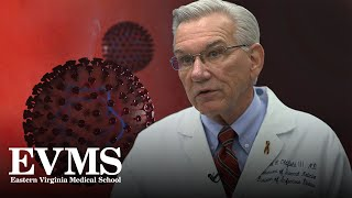 A brief history of coronaviruses with infectious disease expert Dr. Edward Oldfield