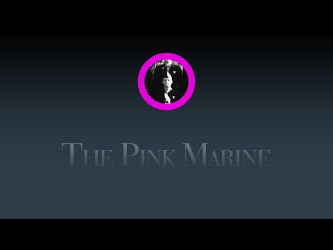 The Pink Marine Book Trailer
