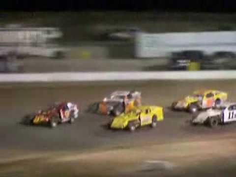 Reno-Fernley Raceway dirt track re-opening night 2009, part 3 of 3