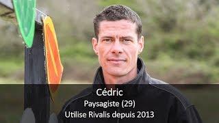 Témoignage client Rivalis - Cédric, paysagiste (29)