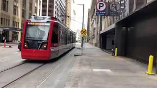 Houston downtown walking / ヒューストン ダウンタウン 散歩