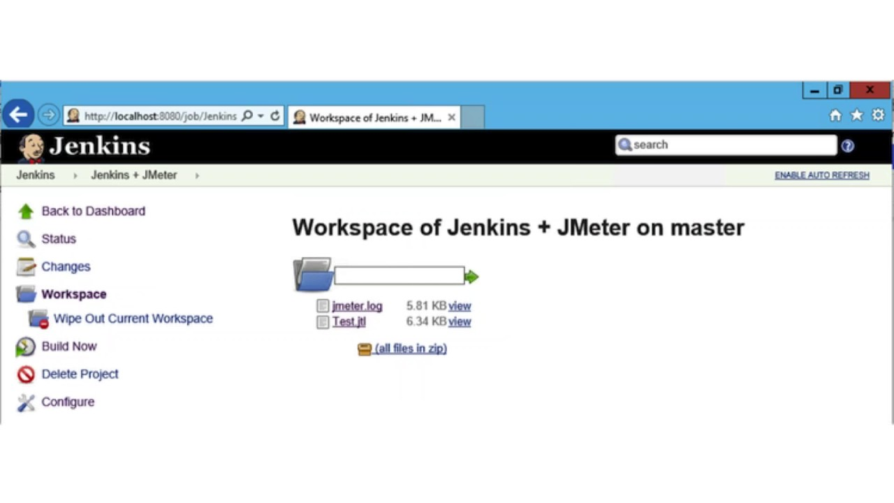 Jenkins Tutorial: Continuous Integration 101 - How to Run JMeter With  Jenkins