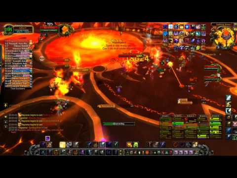 Molten First Ragnaros 25 Heroic -  Is a Cookie