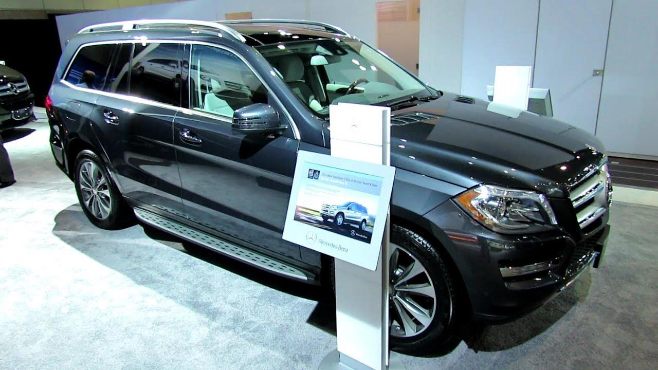 2013 Mercedes Benz Gl450 4matic Exterior And Interior Walkaround 2012 Los Angeles Auto Show