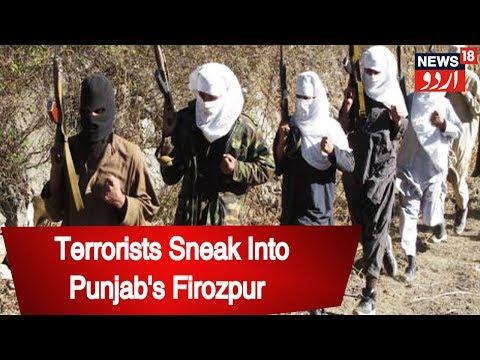 Intel Alert: 6-7 Jaish-E-Mohammad Terrorists Sneak Into Punjab's Firozpur
