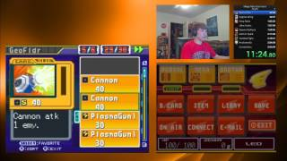 [Current World Record] Megaman Star Force Leo Speed Run (2:48:59)