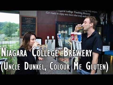 Niagara College Brewery (Uncle Dunkel, Colour Me Gluten)