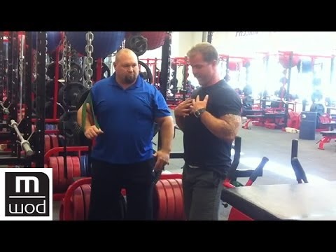 Setting the shoulder | Feat. Kelly Starrett | MobilityWOD