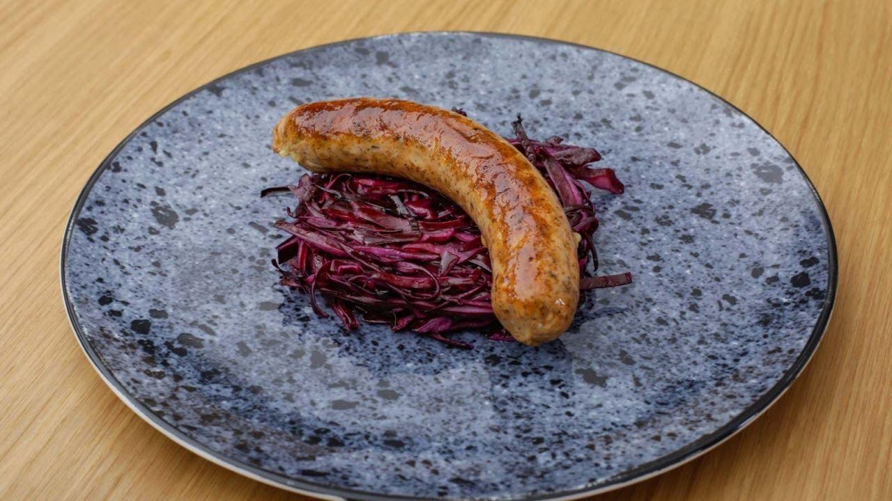 Käsebratwurst