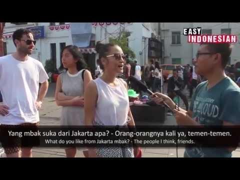 Easy Indonesian 1 - Old Jakarta