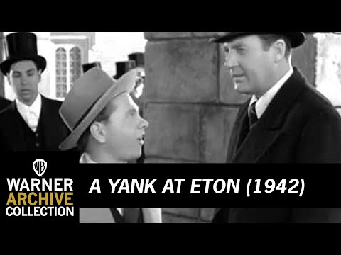 A Yank at Eton is listed (or ranked) 24 on the list The Best Peter Lawford Movies