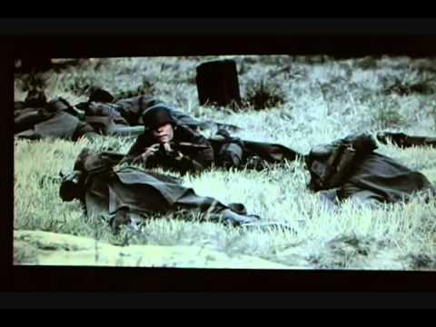 Disturbed: warrior music video