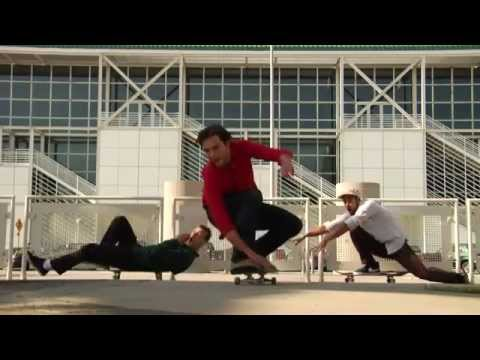 Pretty Sweet   Girl Skateboards   Hot Chocolate - OFFICIAL TRAILER 1
