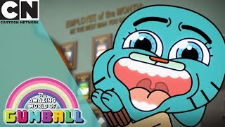 The Amazing World of Gumball | Gumball Factory Song | Cartoon Network UK