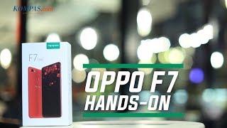 Review OPPO F7 Indonesia : Smartphone Berfitur AI Terbaik untuk Selfie