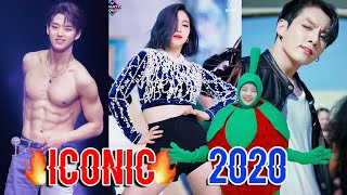 The MOST ICONIC KPOP MOMENTS OF 2020! that had me shook