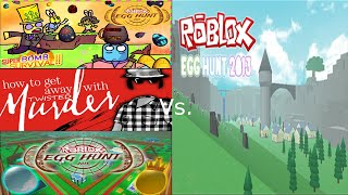 Thoughts On Roblox 2015 Egg Hunt - Part 2