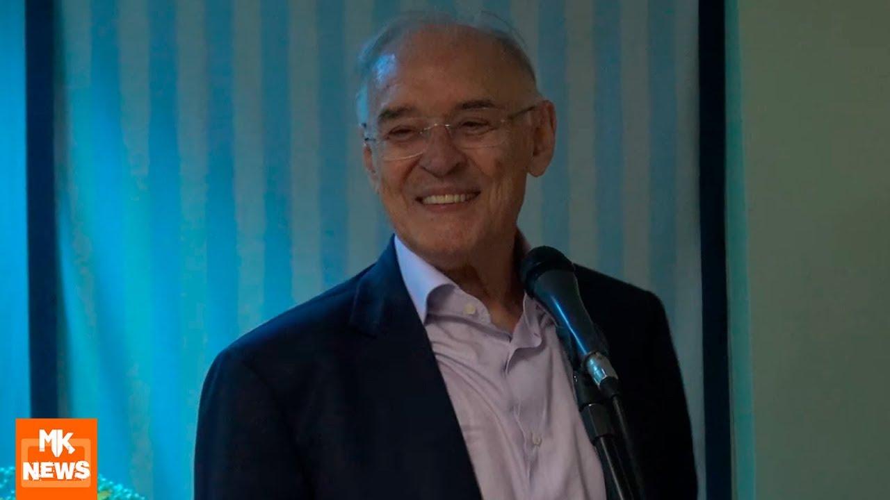 Senador Arolde de Oliveira - Festa de Aniversário na MK (#MKnãoPARA)