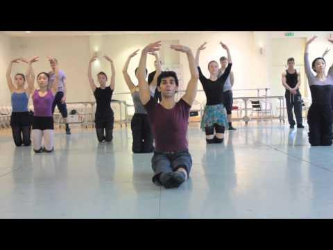 Midnight Express rehearsals