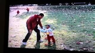 Repeat youtube video Little Man [Park Scene]