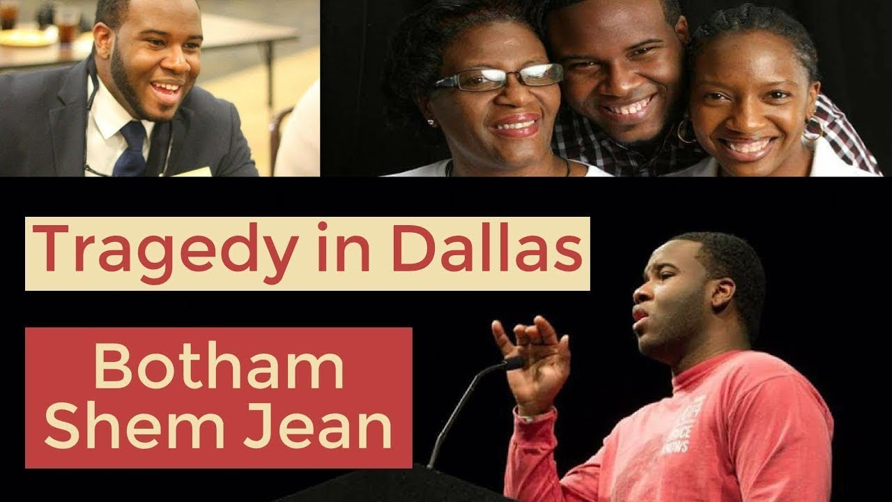 LIFE AFTER WITNESSING THE BOTHAM JEAN MURDER