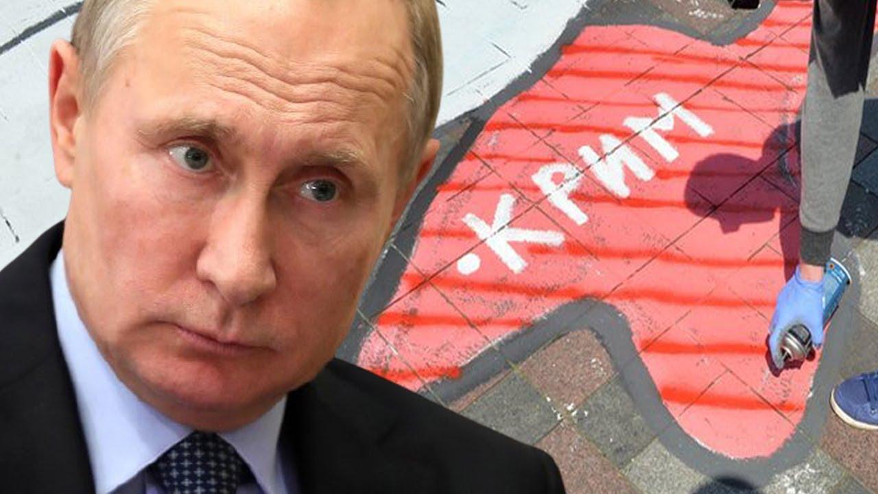 У Путина нет шансов. Возврат Крыма и Донбасса - дело краткосрочной перспективы.