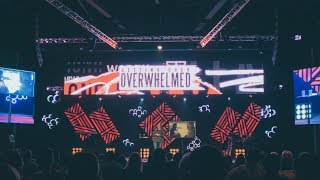 GETTING OVER OVERWHELMED wk. 2 // Annie F. Downs // Cross Point Church // Message Only