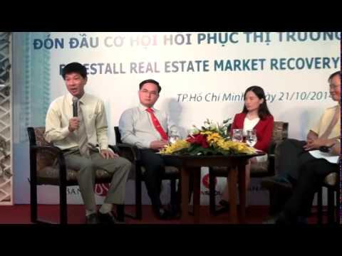 """Hội thảo """"Đón đầu cơ hội hồi phục thị trường bất động sản"""" p.5"""