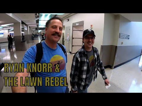 LAWN REBEL meets RYAN KNORR