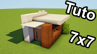Download minecraft for Maison moderne 7x7