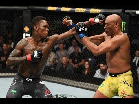 видео: Краткий обзор боя Исраэль Адесанья VS Андерсон Сильва,Турнир UFC234
