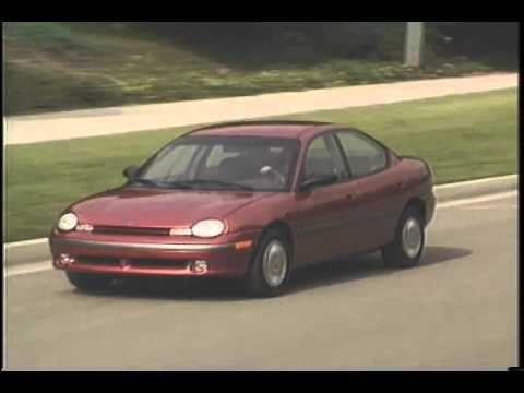Plymouth Dodge Neon 1995