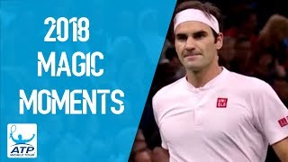 The Best Of | Magic Moments From The 2018 ATP Tour Season