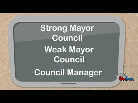 Types of City Governments