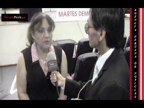 Dra  Norma Julia Pinedo Saavedra, Se Requiere Educar En  Seguridad  Vial En El Perú