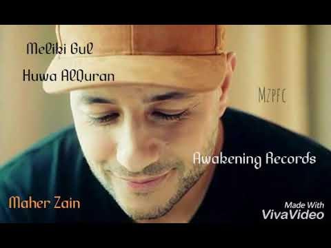 Maher Zain Huwa AlQuran Lyrics+English Translation (it is Quran)Meliki Gul editing