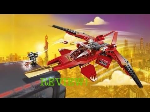 lego ninjago rebooted 70721 kai fighter review youtube