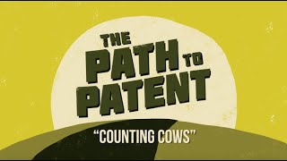 The Path to Patent: Counting Cows