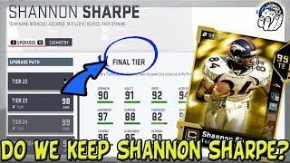 Swap Shannon Sharpe for Jerry Rice? 99 Team Captain! | Madden 19 Ultimate Team
