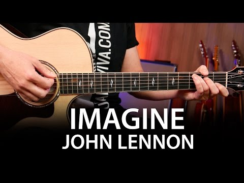 Imagine - John Lennon Acordes para guitarra