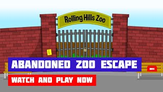 Abandoned Zoo Escape · Game · Walkthrough