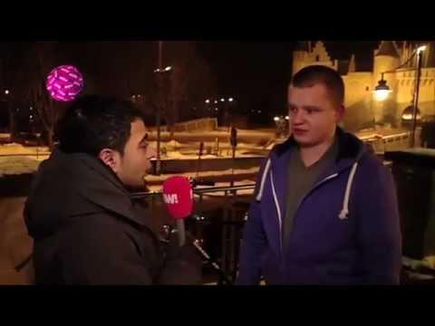 Pownews - Verdachte van de Vechtpartij Eindhoven