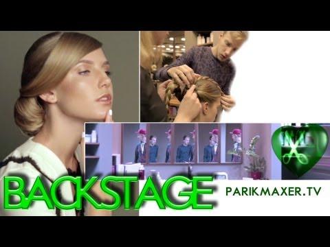 Backstage. LOOM art team. HYPNOSE. parikmaxer tv english version