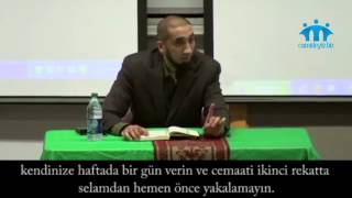 Nouman Ali Khan - Sabah Namazı